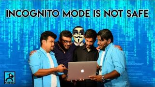 Incognito Mode is not safe | Chutti & Vicky Show | Black Sheep