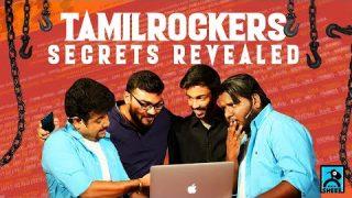 Tamil Rockers Secret Revealed | HACKERS #3 |Chutti & Vicky Show | Black Sheep